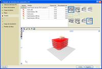 Introducción automática de obras en CYPECAD. Pulse para ampliar la imagen